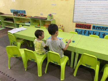 ドゥマゲテ モンテッソーリ幼稚園の一日体験