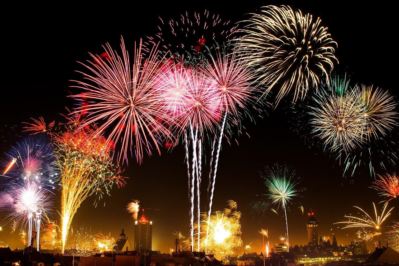 親子留学ドゥマゲテで新年を向かえました。
