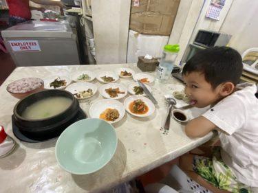 ドゥマゲテで豆腐を買えるお店「Fish153」韓国料理も食べられます