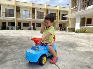 フィリピンでバースデープレゼントを買う(Ryutaもうすぐ2歳)