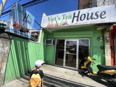 シティモール近くのWi-Fi使えるカフェ「Viet's Tea House」