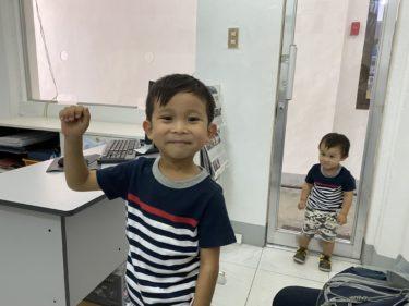 フィリピン学校探し ドゥマゲテの現地の幼稚園