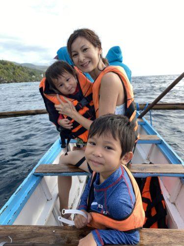 子連れでジンベイザメとスミロン島に行ったよ。(フィリピン セブ島)