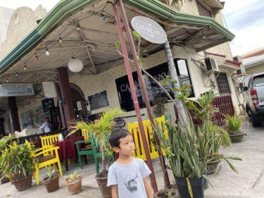 ドゥマゲテ高いけど美味しいレストラン「Casablanca Restaurant」カサブランカ