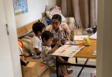 フィリピン親子留学チューター(英語の家庭教師)スタート