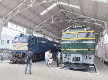 京都鉄道博物館はコロナ入場規制中