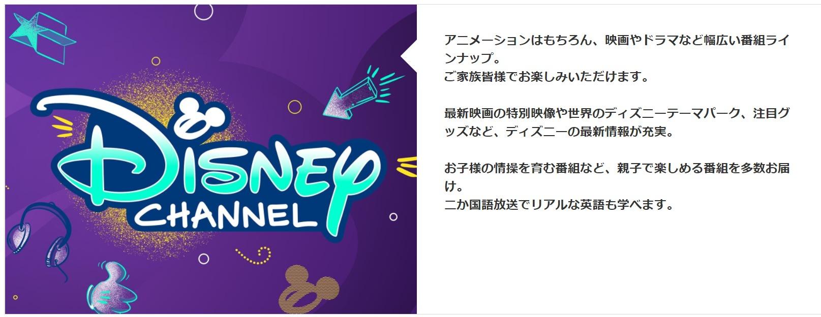 公式 チャンネル ディズニー