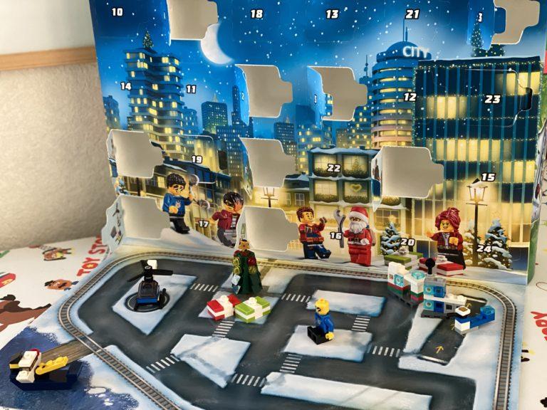 レゴ アドベントカレンダー